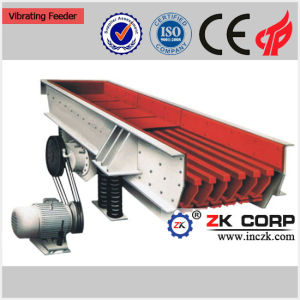 Gz Electromagnetic Vibrating Feeder with Sixty Years Experience pictures & photos