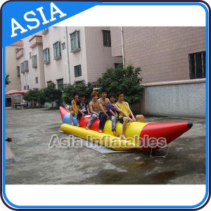 Inflatable Banana Boat, Inflatable Towable Banana Boat for Aqua Games pictures & photos