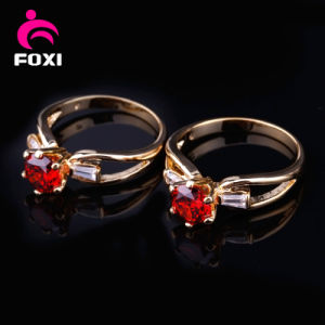 Latest Design Gemstone Women Rings Jewelry pictures & photos