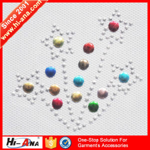 20 QC Staffs Ensure The Quality Good Pric Rhinestone Motif pictures & photos