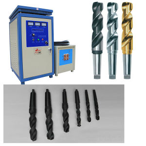 50kw Taper Shank Drill Induction Heating Welding Machine pictures & photos