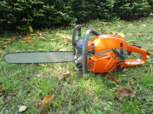 Emas New Gasoline Chainsaw Em509 pictures & photos