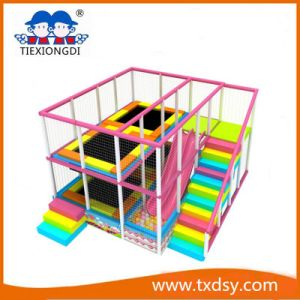 Trampoline and Indoor Playground Equipment Txd16-Jl008 pictures & photos