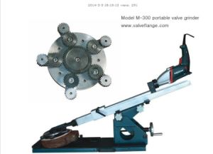 Lapping Machine Grinding Machine M-300 Portable Valve Grinder pictures & photos