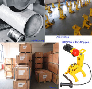 """Portable Steel Pipe Cutting Machine for Pipes to 12"""" pictures & photos"""