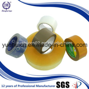 for Box Sealing Used of BOPP Yellowish Packing Tape pictures & photos