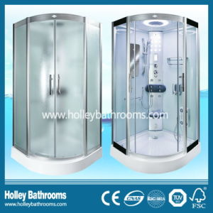 Sector Multifunctional Shower Room with Frosted Glass Door (SR116C) pictures & photos