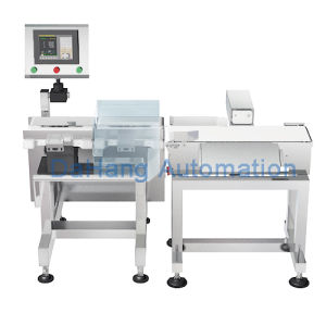 China New Top Technology Conveyor Check Weigher pictures & photos
