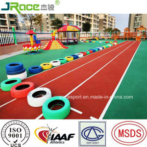 EPDM Granule Rubber Price for Kid Outdoor Playground pictures & photos
