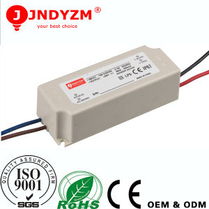 32V 20W IP67 Waterproof Indoor 600mA Constant Current LED Power Supply