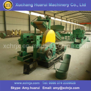 Ce Certificated Tyre Crushing Machine for Rubber Recycling Machine pictures & photos