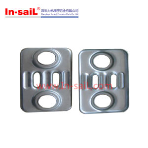 Z Bend Brackets A2017 T3 Aluminum Alloy Plate pictures & photos