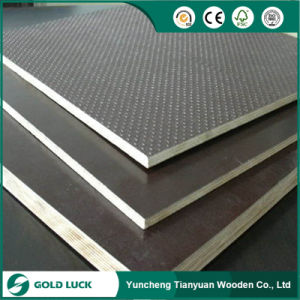 Building Materials Brown Film Faced Plywood pictures & photos