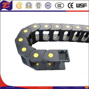 PA66 Material and Hollow Chain Structure Chain pictures & photos