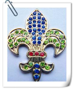 Idea Fluer Di Lis Pin (MJ-PIN-074) pictures & photos