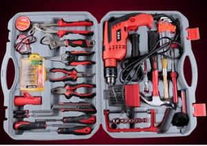 108PCS China Hand Set Tool with Electric Drill pictures & photos