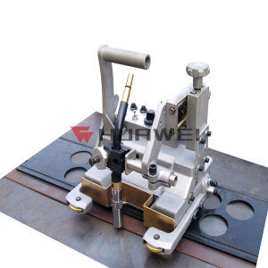 HK-6A-D Huawei Flat Rail Welding Tractor Price pictures & photos