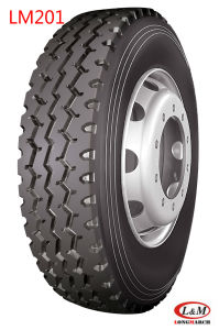 LONGMARCH Drive/Steer/Trailer Radial TBR Truck Tyre (LM201) pictures & photos