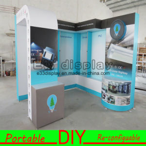 10X10FT Self-Assembly Portable Modular Eco-Friendly MDF Display Equipment pictures & photos