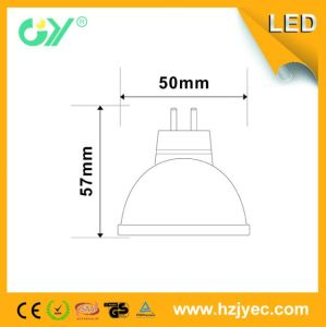 CE RoHS Approved 4W 3000k 6000k GU10 LED Spot Light pictures & photos