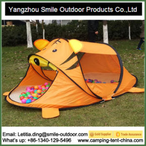 Funny Hot Sale Kids Sleeping Pop up Play Puppy Tent pictures & photos