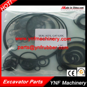 Excavator Accessories Main Pump Service Excavator Seal Kits for Digger / Bulldozer pictures & photos