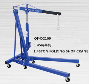 1.45 Ton Shop Crane with CE Approval pictures & photos