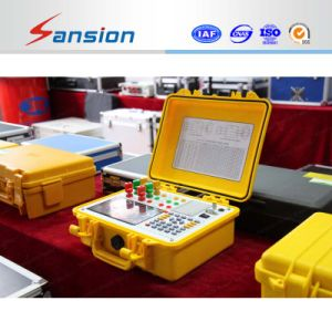 Transformer Capacity & Loss Test Equipment pictures & photos