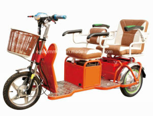Three Wheel Electric Adult Scooter pictures & photos