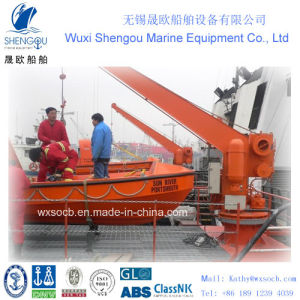 Single Arm Davit for Rescueboat (SMD14)