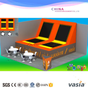 Mini Indoor Trampoline for Kids Funny Play pictures & photos