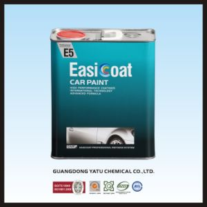 Auto Repair Polishing Paint Made by Polyester Resin-E5 1k Basecoat pictures & photos