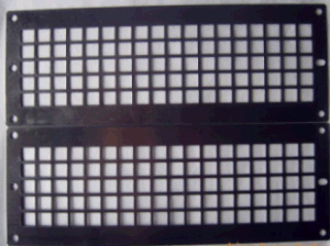 Tec-Sieve Square Hole Perforated Mesh Panels pictures & photos