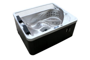 Sex Hot Tub Massage SPA with USA Lucite Acrylic pictures & photos