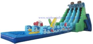 85.3*32.8*36.1FT Waterslides Inflatable Water Slides for Adults pictures & photos