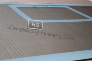 12mm Printing Tempered Glass for Basketball Board pictures & photos