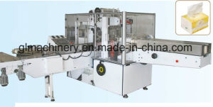 Automatic Facial Tissue Paper Single Packing Machine Flexible Package pictures & photos