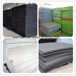 Black Elastic Rubber EVA Foam High Elastic Rubber Foam Sheet