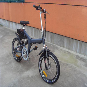 250W Brushless Motor Electric Bicycle pictures & photos