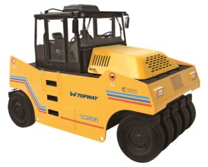 High Quality Pneumatic Road Roller with Cummins Engine pictures & photos