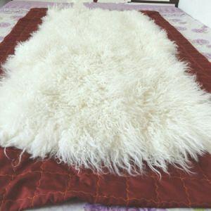 Tibet Sheep Fur Skin Sheep Fur Plate for Grament pictures & photos