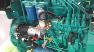 Water Cooled Deutz Diesel Engine (WP13D385E201)