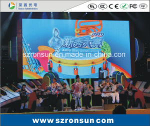 P3.91mm Aluminum Die-Casting Stage Rental Indoor LED Display pictures & photos