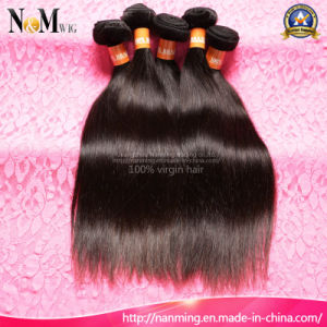 Promotion 6A 7A 8A Grade Human Wholesale Silky Straight Customized Brazillian Hair pictures & photos