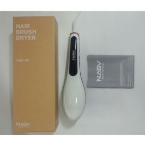 Hair Straightening Brush with Ce FCC RoHS Cetification pictures & photos