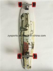 Maple Longboard Chinese Maple Skateboard