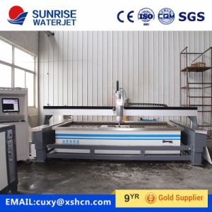 Bridge Water Jet Machine (SQ2515) pictures & photos