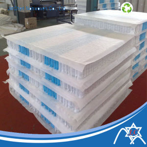 PP Spunbond Nonwoven Fabric for Pocket Coils Cover 013 pictures & photos