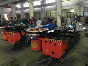 High Quality Pipe Bending Machine (DW89NC) pictures & photos