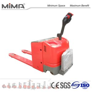 Te Electric Pallet Jack with Capacity 2.0t pictures & photos